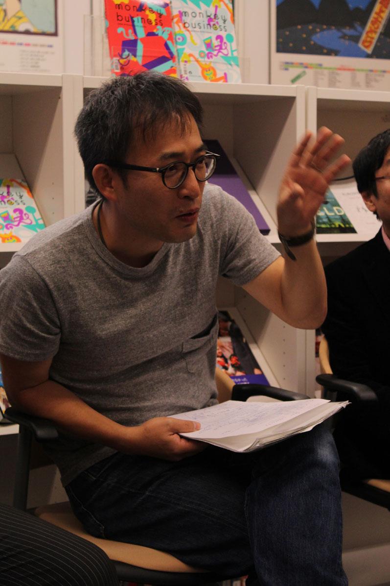 Masatsugu Ono   [Photo Courtesy: Kaori Fujishima]