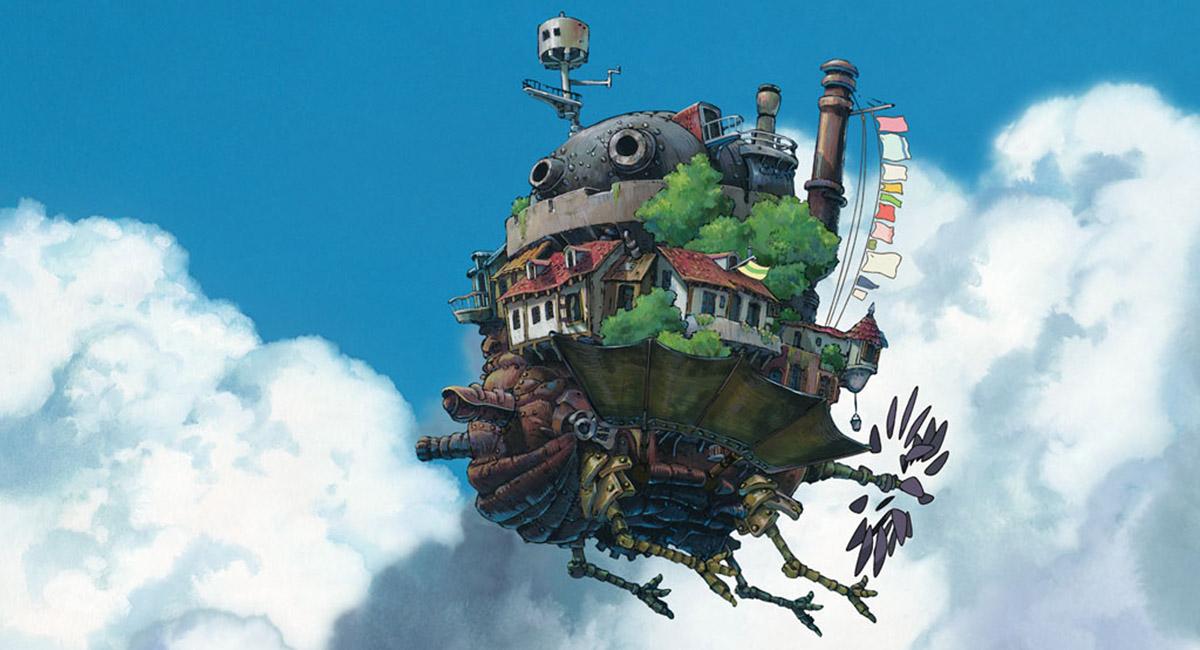 Howl's Moving Castle © BVHE