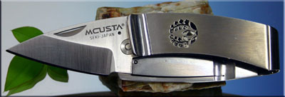 MCUSTA KNIFE 5 Fuji